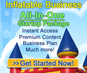 Inflatable Business Startup