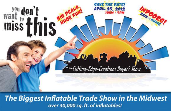 Cutting Edge Creation Buyer's Show Flyer