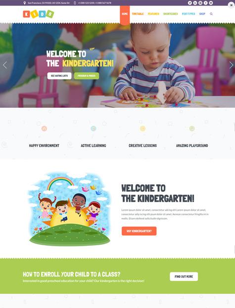 Sample Webiste Design