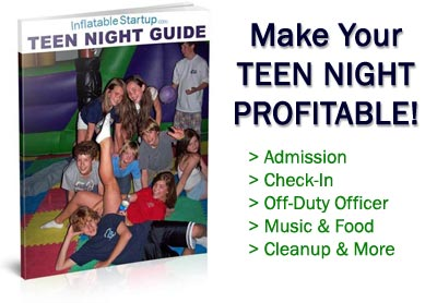 Teen Night Guide for Indoor Jump Centers