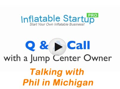 Question and Answer Call with Phil about Jump Centers