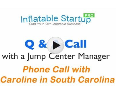 Question and Answer Call with Caroline about Jump Centers